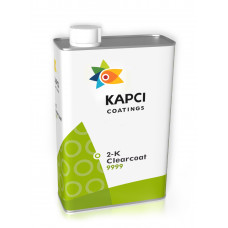 Kapci 9999CN 2K MS Clearcoat Kit 1.8L