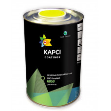 Kapci 6050 2K UHS Anti-Scratch Clearcoat VOC Compliant 1.5L
