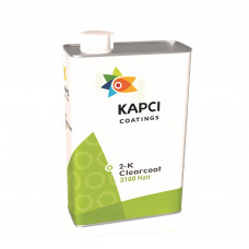 Kapci 3100 2K MS Matt Clearcoat 1L