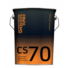 CS70 2K Ultra High Solids Ready Mixed Colours