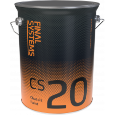 CS20 Synthetic Chassis Paint 5L