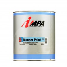 Impa Ready Mixed Bumper Paint Black 1L