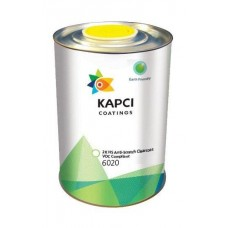 Kapci 6020 2K HS Anti-Scratch Clearcoat VOC Compliant 1.5L