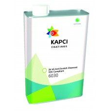 Kapci 6030 2K HS Anti-Scratch Clearcoat VOC Compliant 7.5L