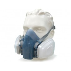 Re-usable Half Mask