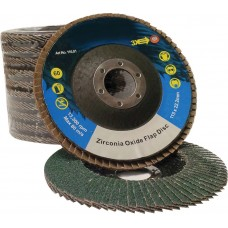 Zirconia Oxide Flap Discs 115mm